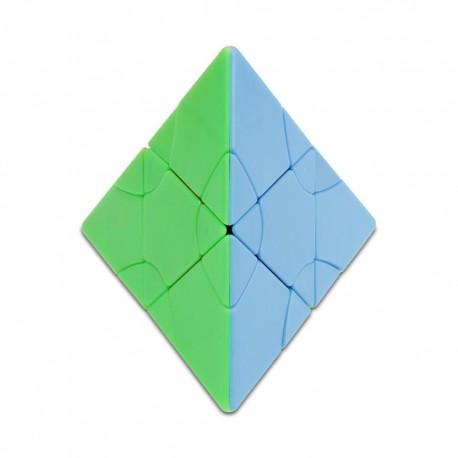 Cube Pyraminx Transform 2x2 Stickerless - Fangshi