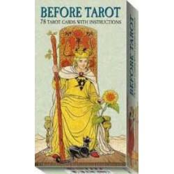 Tarot divinatoire Before Tarot