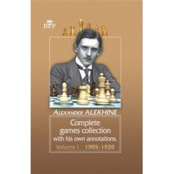 Alexander Alekhine - Complete Games Collection Volume 1, 1905-1920
