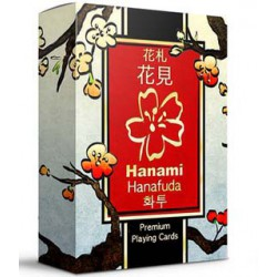 Cartes à jouer Hanafuda Hanami