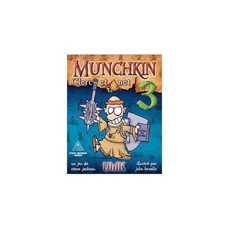 Munchkin 3 - Clerc et pas net