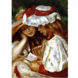 Puzzle 1000 pièces - Les jeunes filles d' Auguste Renoir