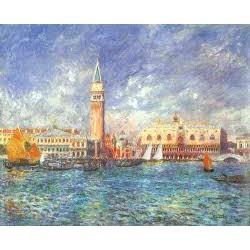 Puzzle 1000 pièces - The Doge's Palace Venice de Renoir