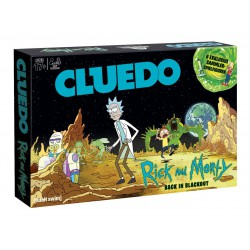 Cluedo édition Rick and Morty (anglais)