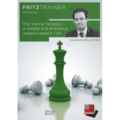 DVD Pelletier - The Vienna Variation – a reliable and ambitious weapon against 1.d4