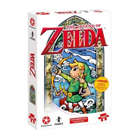 Puzzle 360 pièces - The Legend of Zelda: Hero's Bow