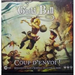 Guild Ball - Coup d'Envoi !