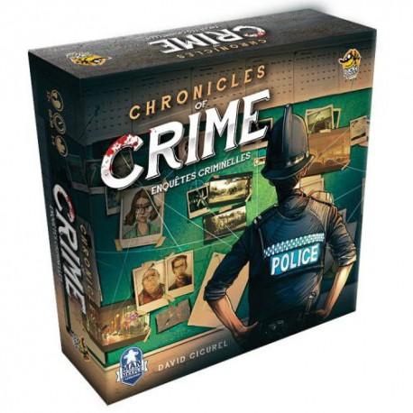 Chronicles of Crime - Enquêtes Criminelles