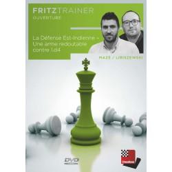 DVD Libiszewski / Mazé - La Défense Est-Indienne – Une arme redoutable contre 1.d4