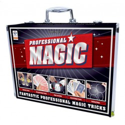 Coffret Magie Professionnelle - Mallette Alu