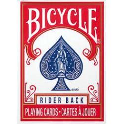 Cartes à jouer Bicycle Rider Back Mini