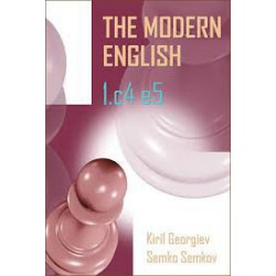 Georgiev & Semkov - Modern English Volume 1: 1.c4 e5