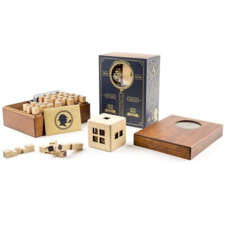 The Sherlock Puzzle - Edition Limitée