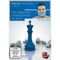 DVD Pert - The Aggressive Classical Dutch for Black