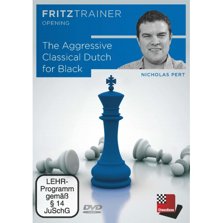 DVD Pert - The Aggressive Classical Dutch for Black