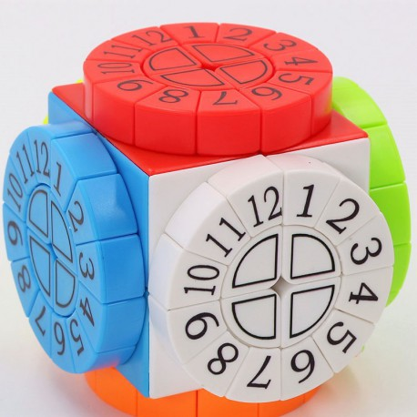 Cube Time Machine Stickerless