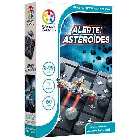 Casse-tête Alerte Astéroides