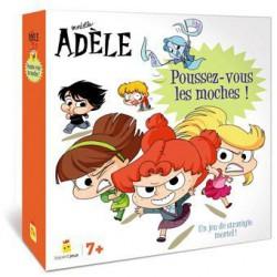 Mortelle Adèle : Poussez vous les Moches - Le jeu