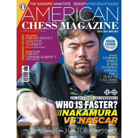 American Chess Magazine n° 8