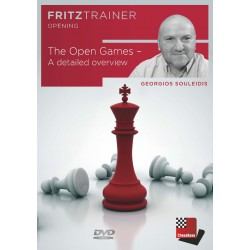 DVD Souleidis - The Open Games – A detailed overview