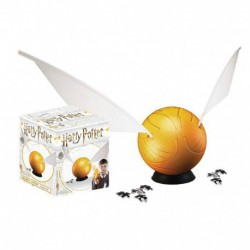 Puzzle 3D 64 pièces - Harry Potter Golden Snitch