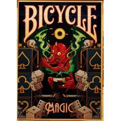 Jeu de cartes Bicycle Magic