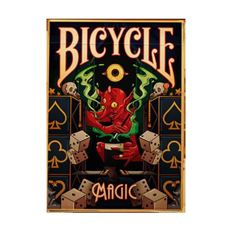Jeu de cartes Bicycle Magic