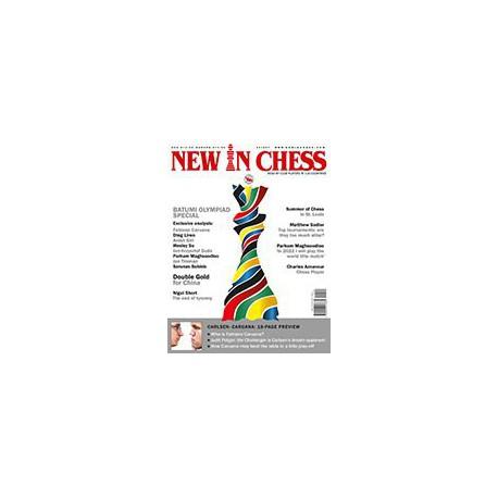 New In Chess Magazine 2018/7