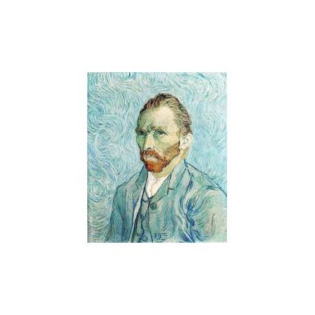 Puzzle 1000 pièces - Autoportrait de Van Gogh