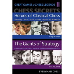 McDonald & Crouch - Great Games by Chess Legends, Volume 2