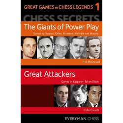 McDonald & Crouch - Great Games by Chess Legends, Volume 1