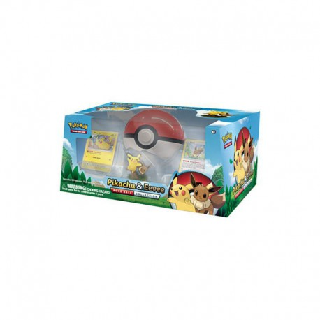 Pokémon - Pokeball Collection: Pikachu et Evoli