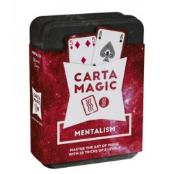 Coffret Carta Magic - Mentalisme
