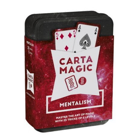 Coffret Carta Magic - Mentalisme