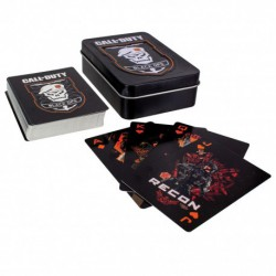 Cartes à jouer Call of Duty Black Ops - Skull