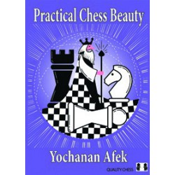 Afek - Practical Chess Beauty (hard cover)