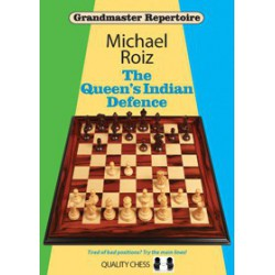 Roiz - Queen's Indian Defence (Hard cover)