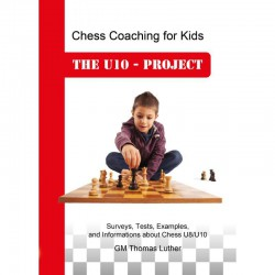 Luther - Chess Coaching for Kids U10