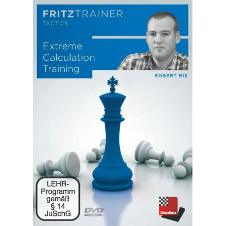 DVD Ris - Extreme Calculation Training