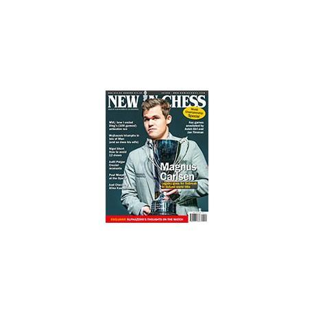 New In Chess Magazine 2018/8