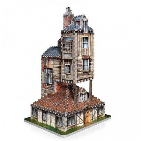 Puzzle 3D Harry Potter Burrow - Weasley Family Home