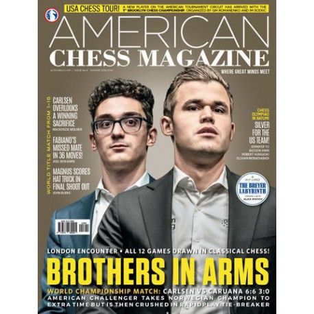 American Chess Magazine n° 9