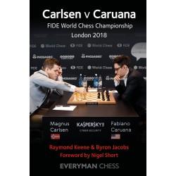 Keene & Jacobs - Carlsen v Caruana, FIDE World Chess Championship 2018