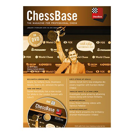 ChessBase Magazine 187