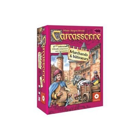 Carcassonne : Marchands et bâtisseurs - Extension n°2