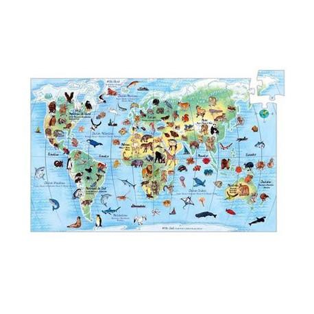 Puzzle 100 pièces - Animaux
