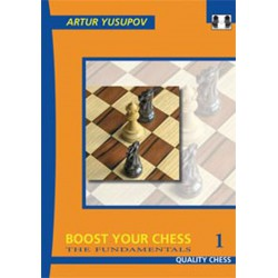 YUSUPOV - Boost your chess (Hard cover)