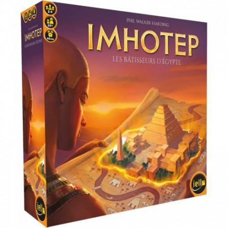 Imhotep - Les Bâtisseurs d'Egypte
