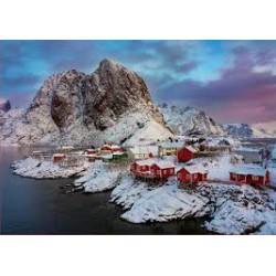 Puzzle 1500 pièces - Iles Lofoten, Norvège