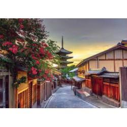 Puzzle 1000 pièces - Pagode Yasaka, Kyoto au Japon